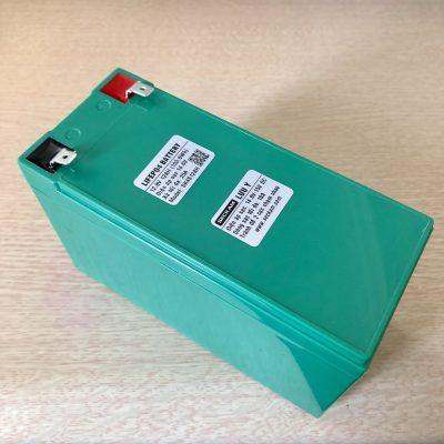 Acquy Lithium LifePO4 12V 12Ah xa lien tuc 18A 2